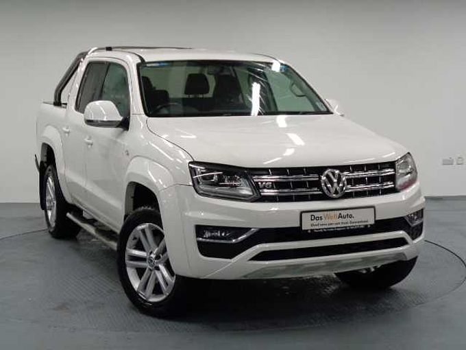 Volkswagen Amarok Highline V6 V6 3.0 TDI 224 BHP 8 Speed Automatic