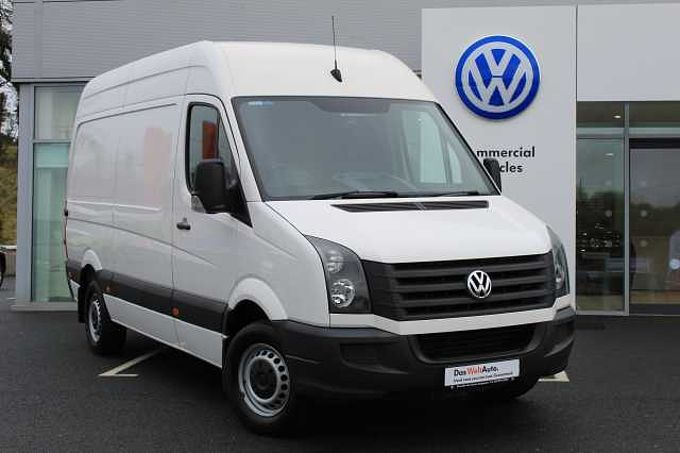 Volkswagen Crafter MWB 2.0TDi (109PS) CR35 MWB High Roof Van