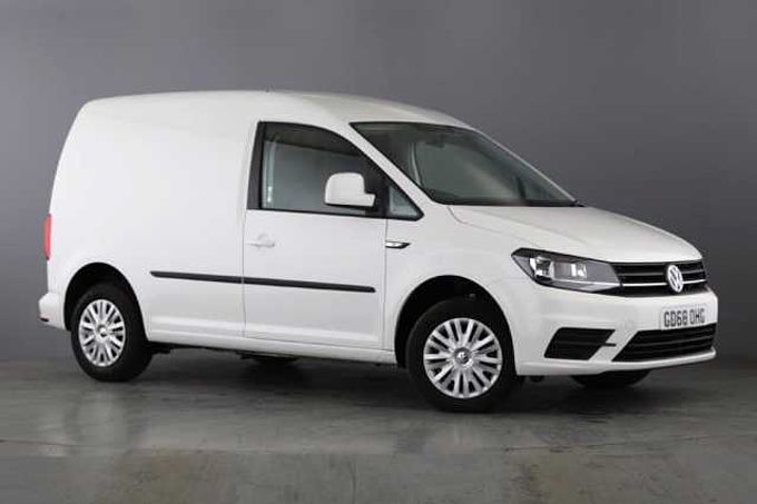 Volkswagen Caddy Trendline 2.0 TDI 102 BHP Manual