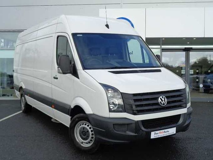 Volkswagen Crafter 2.0TDi (109PS) CR35 LWB