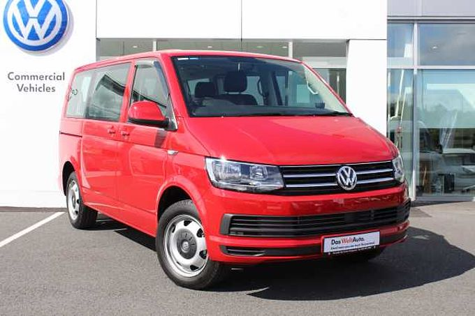 Volkswagen Shuttle SE SWB 2.0 TDI 102 bhp manual