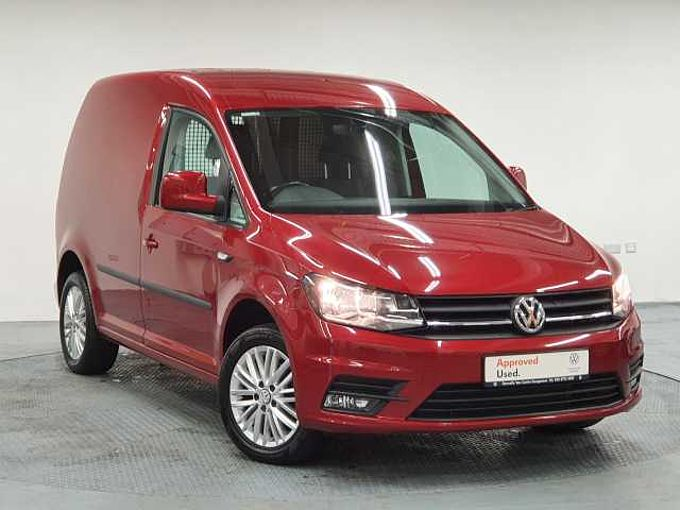 Volkswagen Caddy Highline 2.0 TDI (102PS) C20 Highline BMT Panel Van