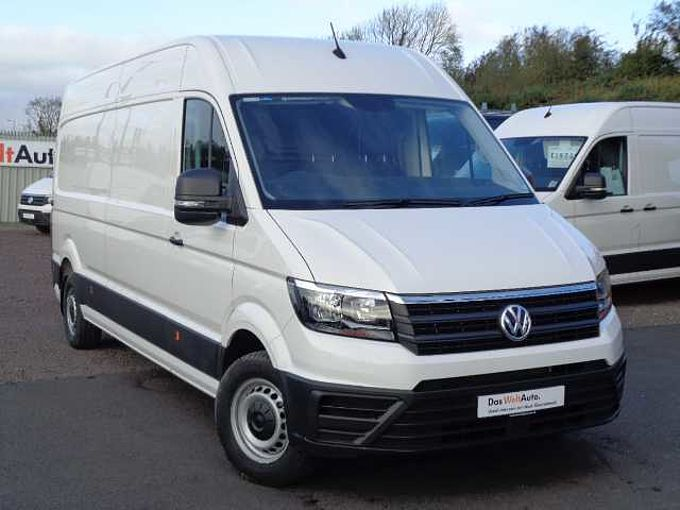 Volkswagen Crafter Cr35 Lwb Diesel 2.0 TDI 140PS Trendline RWD High Roof Van
