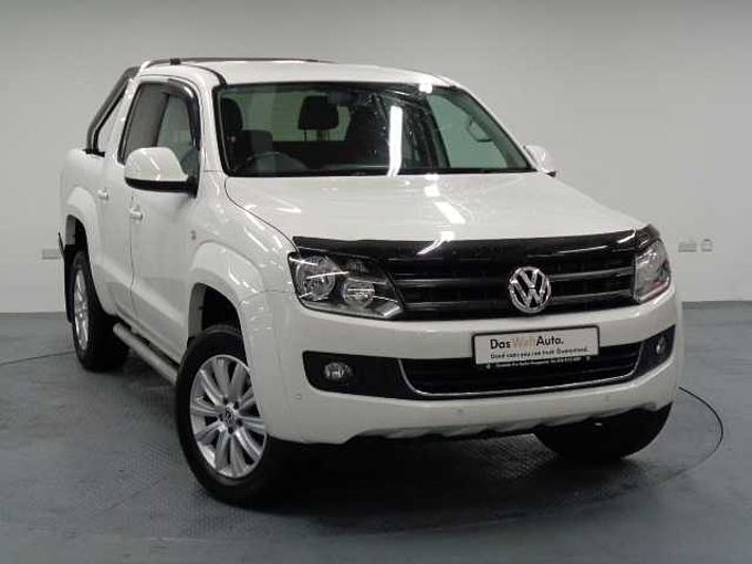 Volkswagen Amarok Highline Highline 2.0 TDI 180 BHP 8 Speed Automatic