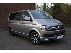 Volkswagen Caravelle Executive SWB EU6 204 PS 2.0 TDI BMT 6sp Manual