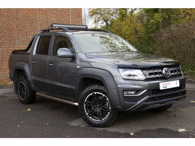Volkswagen Amarok Highline 258 PS 3.0 V6 TDI 8sp Automatic 4Motion