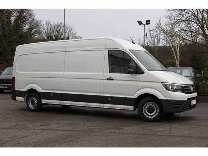 Volkswagen Crafter CR35 Panel van Startline LWB 140 PS 2.0 TDI 6sp Manual FWD