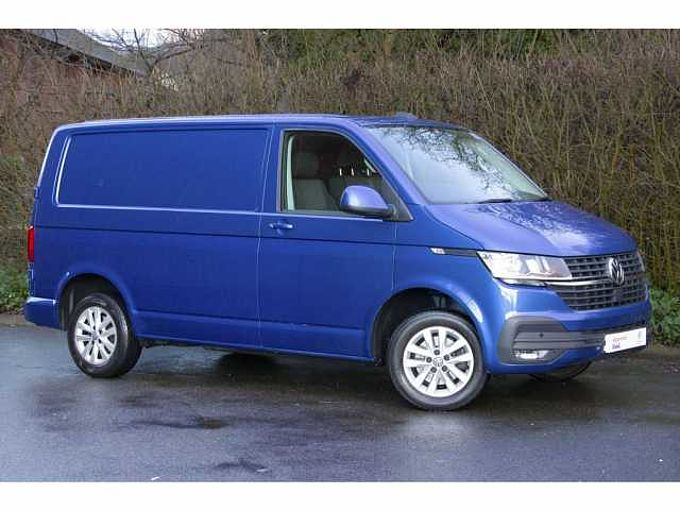 Volkswagen Transporter T30 Panel van Highline SWB 150 PS 2.0 TDI 7sp DSG