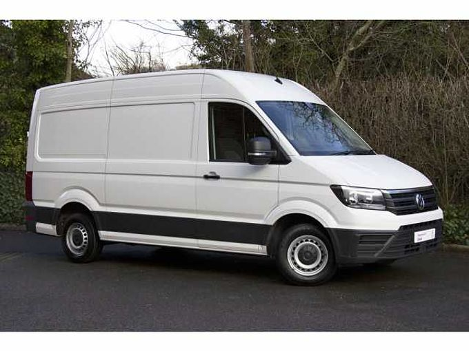 Volkswagen Crafter CR35 Panel van Startline MWB 140 PS 2.0 TDI 6sp Manual FWD