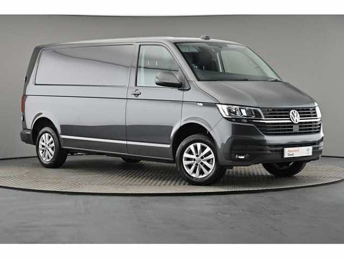 Volkswagen Transporter T30 Panel van Highline LWB 150 PS 2.0 TDI 7sp DSG