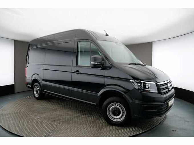 Volkswagen Crafter CR35 Panel van Trendline MWB 140 PS 2.0 TDI 6sp Manual FWD