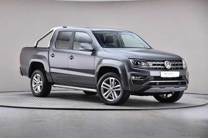 Volkswagen Amarok Highline 3.0TDI V6 204PS Highline 4M Auto