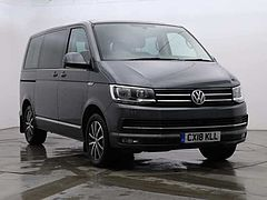 Volkswagen Caravelle Executive 2.0 TDi 204PS SWB Eu6 BMT DSG - LEATHER & SUNROOF