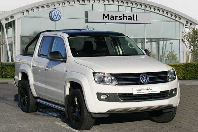 Volkswagen Amarok 2.0BiTDi 180 Highline BMT 4MOTION AUTOMATIC - EXCELLENT CONDITION