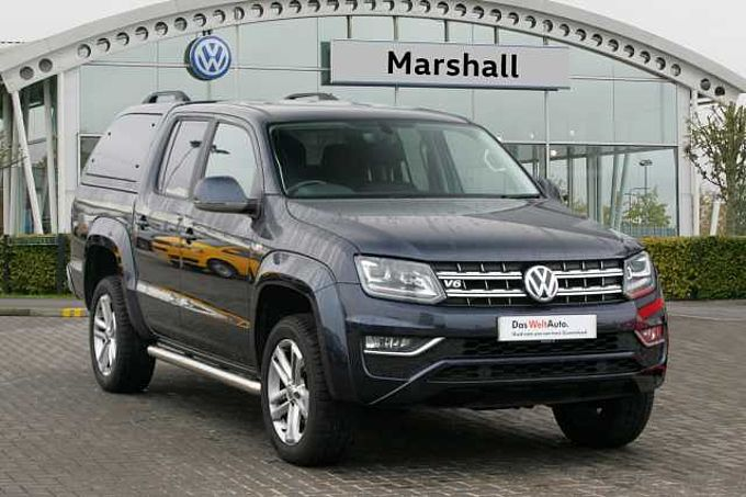 Volkswagen Amarok Highline 3.0 V6TDI 224PS EU6 BMT 4Motion