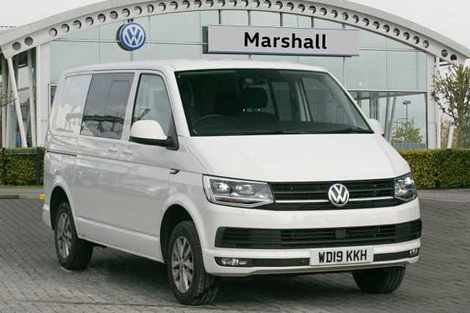 Volkswagen Transporter Kombi 2.0TDI 150 T30 Highline SWB DSG - HUGE SPECIFICATION