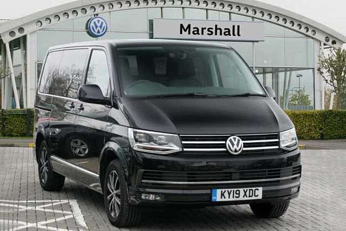 Volkswagen Caravelle SWB 2.0BiTDI 199PS Eu6 Executive 7spd DSG  -  LEATHER, LED LIGHTS, ACC