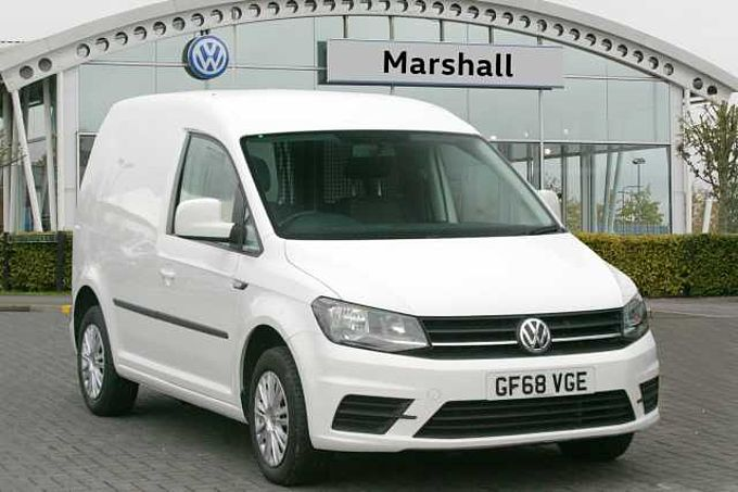 Volkswagen Caddy 2.0 TDI 102PS C20 Trendline BMT Panel Van