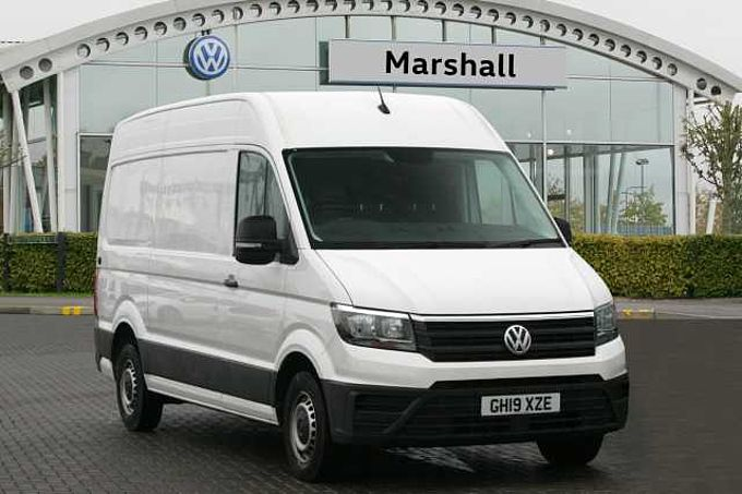 Volkswagen Crafter 2.0TDI 140PS EU6 CR35 MWB Trendline FWD - BUSINESS PACK