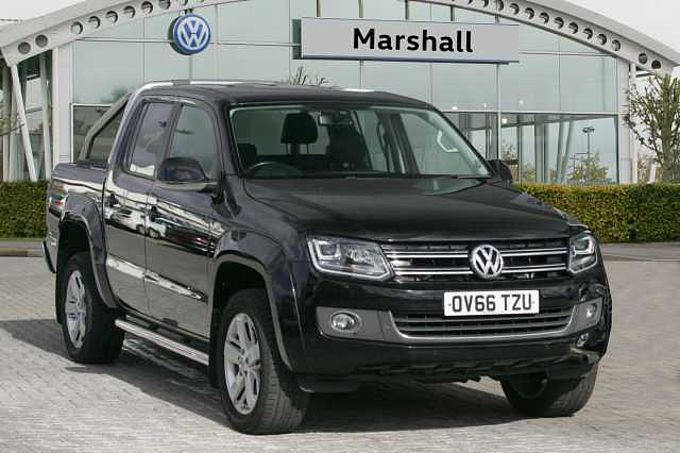 Volkswagen Amarok 2.0BiTDi 180 Highline BMT 4MOTION Pick-Up AUTO - BIG SPEC