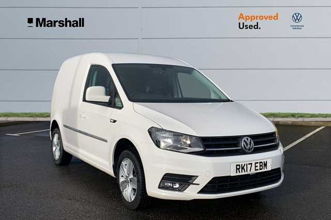 Volkswagen Caddy 2.0 TDI 150PS C20 Highline BMT Panel Van  6SPEED MANUAL