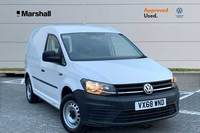 Volkswagen Caddy 2.0 TDI 102PS C20 Startline BMT - BUSINESS PACK