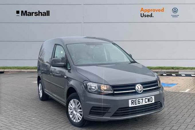 Volkswagen Caddy 2.0 TDI 102PS C20 Trendline BMT Panel Van - AIR CON & REAR SENSORS