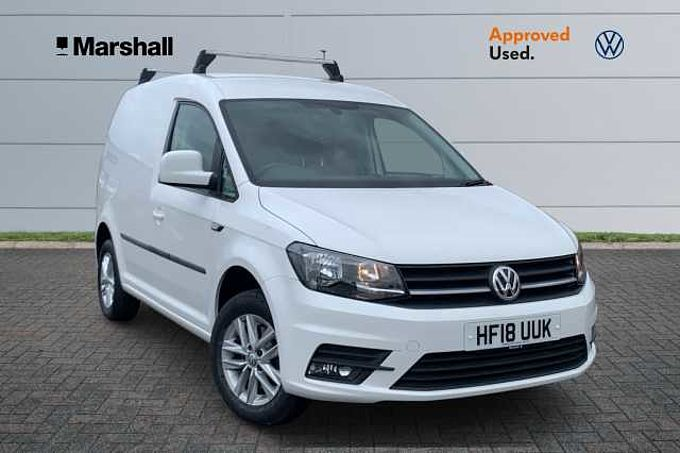 Volkswagen Caddy 2.0 TDI 102PS C20 Highline BMT Panel Van - SAT NAV