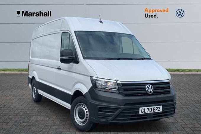 Volkswagen Crafter 2.0TDI 140PS Eu6 CR35 MWB Trendline - BUSINESS PACK