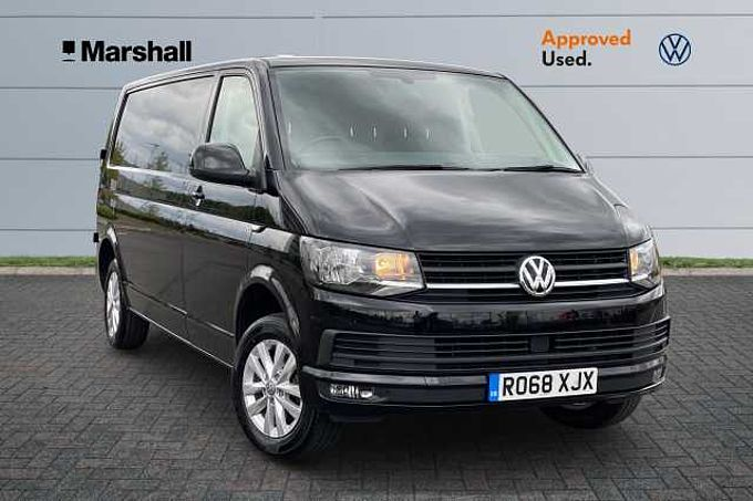 Volkswagen Transporter 2.0TDI 102PS T30 Highline BMT LWB - A/C - HEATED WINDSCREEN