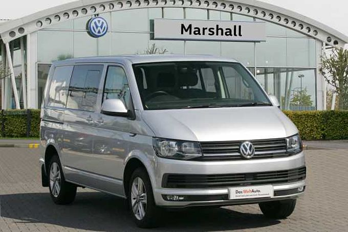 Volkswagen Transporter T32 Kombi 2.0BiTDI 204PS DSG SWB - LOVELY SPECIFICATION