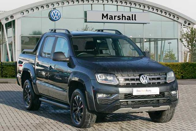 Volkswagen Amarok 3.0TDI V6 204PS Eu6 Dark Label 4MOTION AUTOMATIC