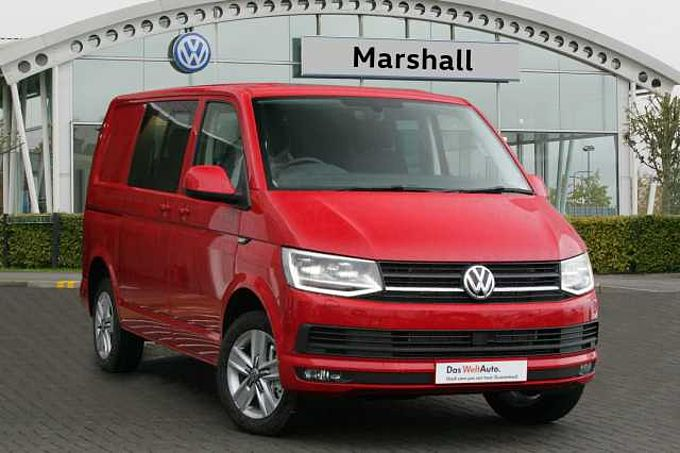 Volkswagen Transporter Kombi 2.0TDI 150ps DSG T32 Highline BMT SWB - HUGE SPECIFICATION