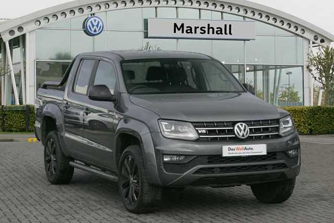 Volkswagen Amarok 3.0TDI V6 258PS TDI Highline Black Edition 4MOTION