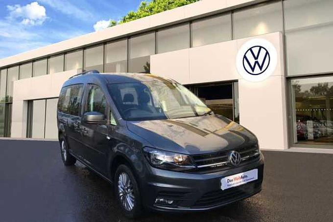 Volkswagen Caddy Maxi Life 2.0TDI DGS (150PS)(Eu6) C20 Mini Bus