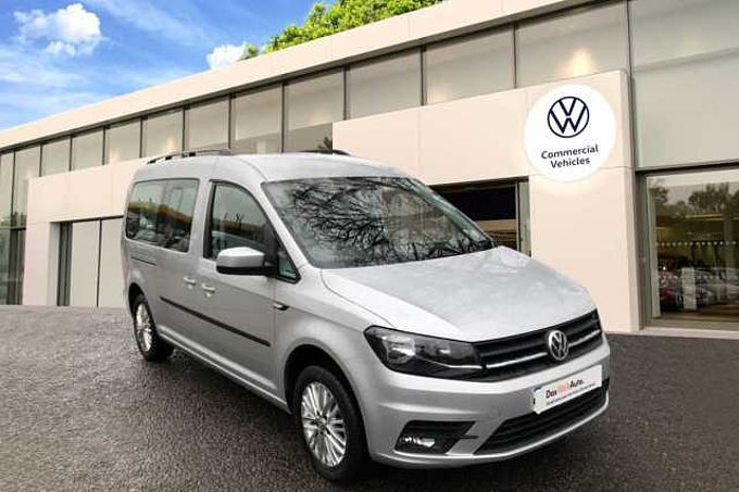 Volkswagen Caddy Maxi Life 2.0TDI DSG (150PS)(Eu6) C20 Mini Bus