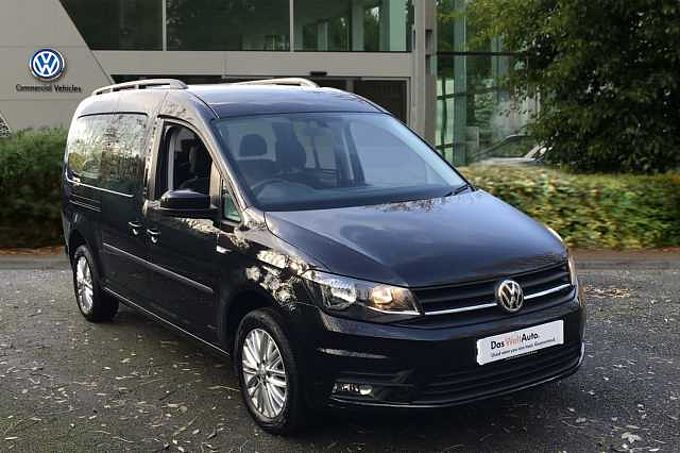 Volkswagen Caddy Maxi Life 2.0 TDI 102PS C20 EU6 DSG 7 Seats