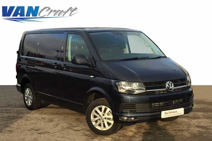 Volkswagen Transporter PV 2.0TDI (150PS)Eu6 T28 Highline SWB *Heated seats*
