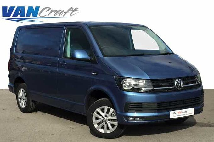 Volkswagen Transporter 2.0TDI 150ps T28 Highline BMT SWB