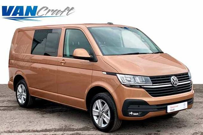 Volkswagen Transporter 2.0TDI 150ps T32 Highline BMT SWB Kombi Van *AIR CON*HEATED WINDSCREEN*