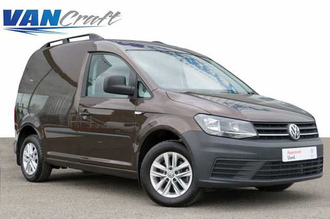 Volkswagen Caddy 1.2 TSI 84PSEu6 Startline Business *AIR-CON*HEATED SEATS*TAILGATE*