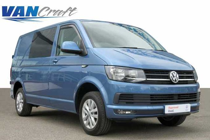 Volkswagen Transporter PV 2.0TDI (150PS)Eu6 T28 Highline *KOMBI CONVERSION*SWB