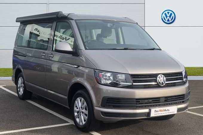 Volkswagen California Diesel Estate 2.0 TDI Beach 150 5dr DSG with 7 seats