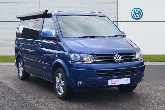 Volkswagen California Diesel Estate 2.0 BiTDI BlueMotion Tech SE 180 4dr