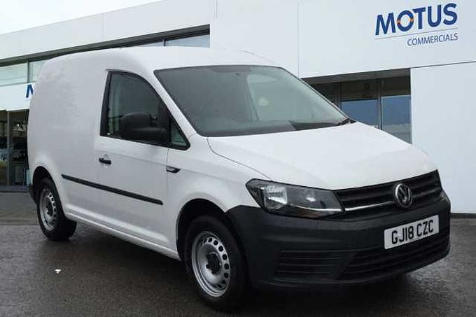 Volkswagen Caddy C20 Panel van Startline SWB EU6 102 PS 2.0 TDI BMT 5sp Manual