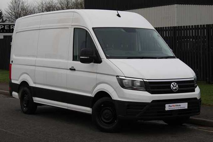 Volkswagen Crafter 2.0TDI 102PS EU6 CR35 MWB Trendline High Roof Van