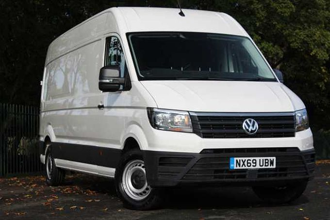 Volkswagen Crafter Cr35 LWB High Roof 2.0 TDI 140PS Trendline Van