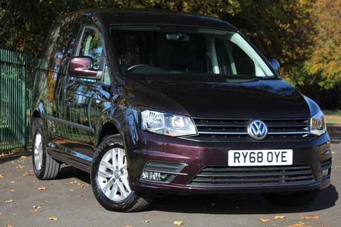 Volkswagen Caddy 2.0 TDI (102PS) C20 Highline BMT DSG P/Van