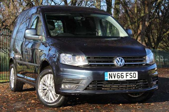 Volkswagen Caddy 1.6 TDI (102PS) C20 Edition Panel Van