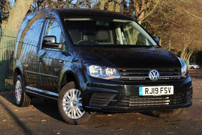 Volkswagen Caddy 2.0 TDI (102PS) C20 Trendline BMT Panel Van